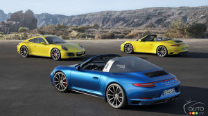 Two Hybrid Variants of the Next 911 Possibly in the Works