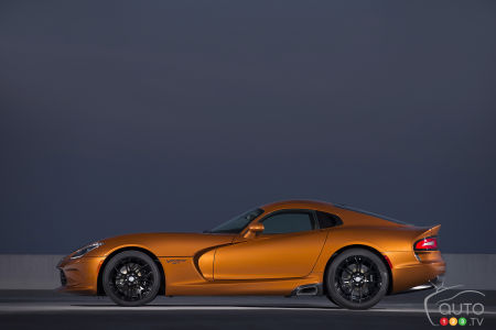 Return of the Dodge Viper?
