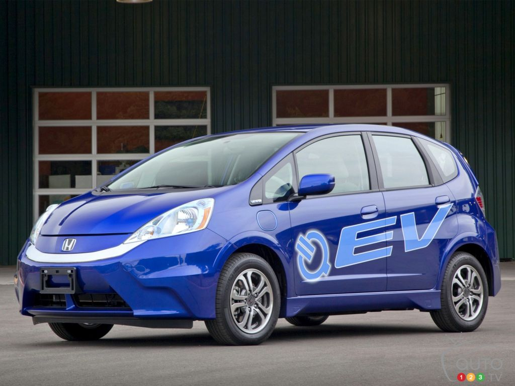 Great Honda Planning Fit Based Electric Car In Partnership With Chinese Firm