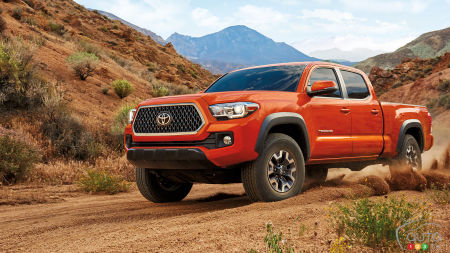 Review of the 2018 Toyota Tacoma