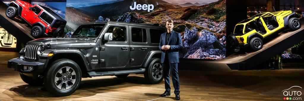 FCA Group Won't Be at Paris Auto Show