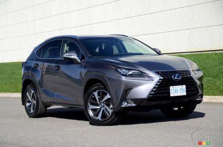 Review of the 2018 Lexus NX 300