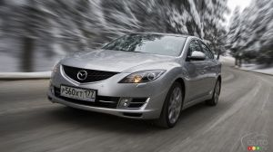 Old Mazda6 Models Beset by Subframe Rust Problems