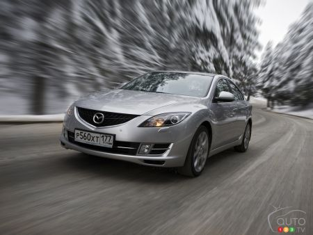 Old Mazda6 models beset by rust, NHTSA to investigate | Car