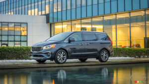 Canadian Pricing and Details for the 2019 Kia Sedona!