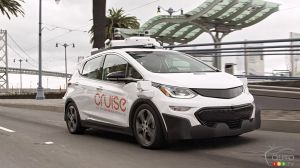 GM Gets $2.25B Investment in its Cruise Autonomous Driving Division