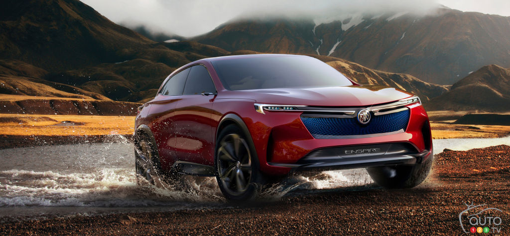 Top 10 SUV Concepts that are fully electric… or almost!