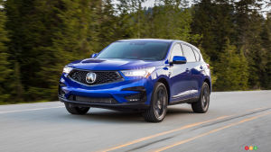 Prices and details for the 2019 Acura RDX!
