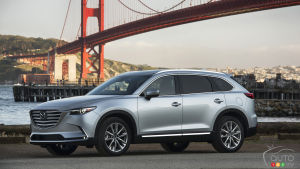 Review of the 2018 Mazda CX-9