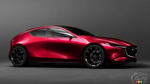 Redesigned Next-Gen Mazda3 Could Debut at LA Auto Show