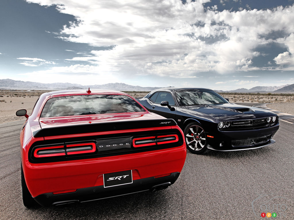 Next Dodge Charger and Challenger Could Retain Same Aging Platform