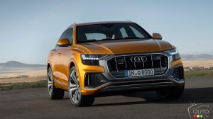 Audi Finally Reveals the Whole Q8