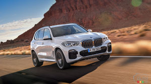 BMW Unveils its new 2019 X5, the 4th generation of the popular SUV