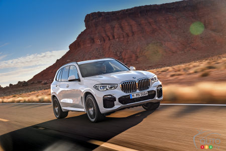 Bmw Unveils Its New 2019 X5 The 4th Generation Of Por Suv