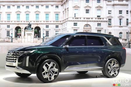 Hyundai Presents Grandmaster Suv Concept