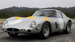 $70 million for a 1963 Ferrari 250 GTO