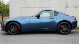 Review of the 2018 Mazda MX-5 RF
