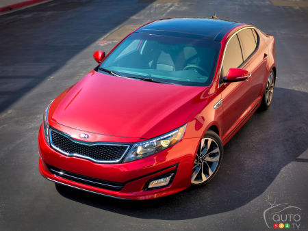 Kia Issuing Recall for 508,000 Vehicles to Fix Sensor Problem Affecting Airbags