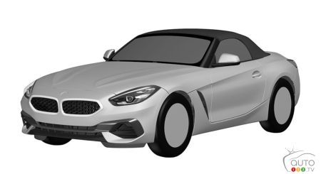 Next BMW Z4 Gets Early Reveal