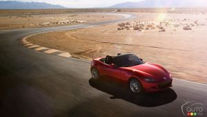 The 2019 Mazda MX-5 Will Get a Boost in Power