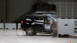Ford Explorer & Jeep Grand Cherokee flunk crash test