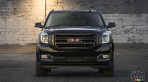 GMC Presents the Graphite Editions of its 2019 Yukon
