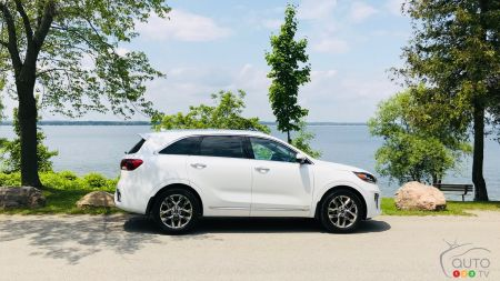 2019 Kia Sorento: First (Canadian) Drive