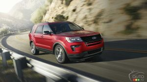 Review of the 2018 Ford Explorer Sport