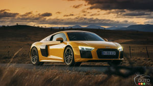 A V6-equipped Audi R8 with 500 hp on the Way?
