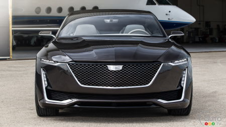 Cadillac Announces $175 M investment into future production of… sedans