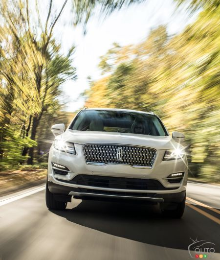 The Lincoln MKC to Become the Corsair in 2020