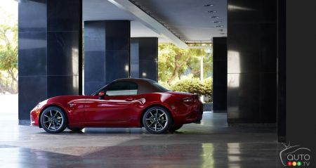 Details Known for the 2019 Mazda MX-5