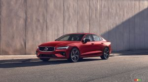 New 2019 Volvo S60 Makes Official Debut