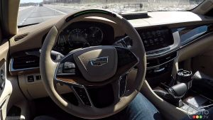 Cadillac's Super Cruise Self-Driving System, Explored