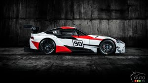 Toyota Supra to be pure sports car, won't be identical to the BMW Z4