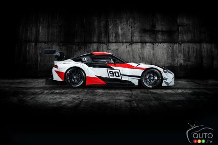 556bfed16f Toyota Supra to be pure sports car, won't be identical to the BMW Z4