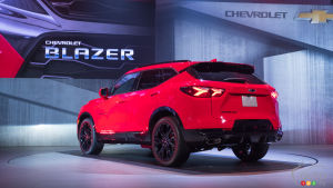 Chevrolet's New 2019 Blazer, Revived but Transformed