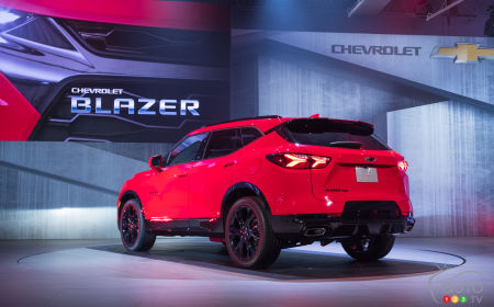 Chevrolet Presents A Revived But Transformed Blazer Car News Auto123