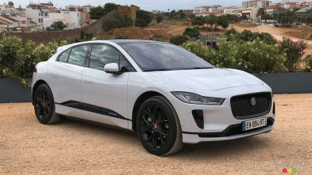 First Drive of the 2019 Jaguar I-Pace