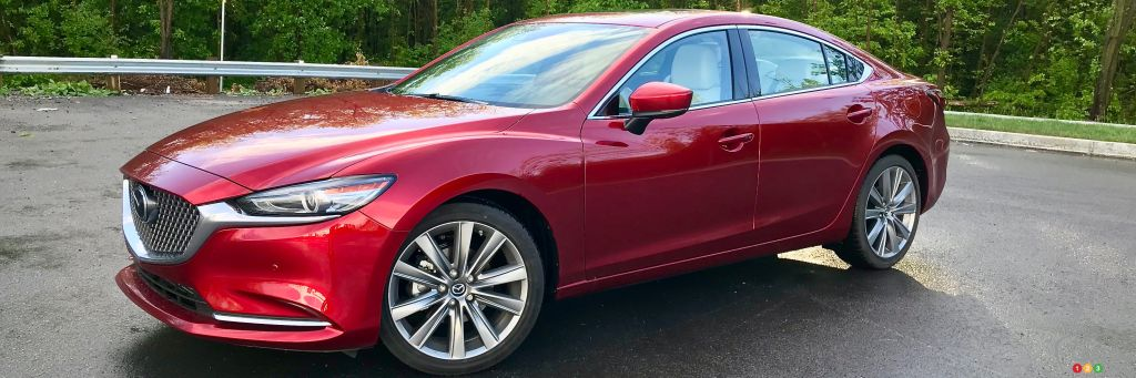 Review of the 2018 Mazda6