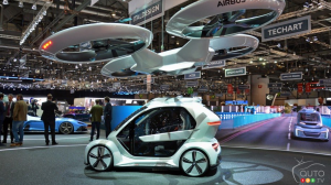 Audi Gets The Green Light To Begin Tests of Flying Taxis