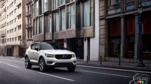 The XC40 To Be Volvo's First Fully Electric Vehicle