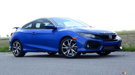 Review of the 2018 Honda Civic Si