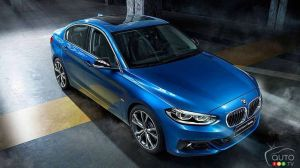 review of the 2018 bmw m5 car reviews auto123. Black Bedroom Furniture Sets. Home Design Ideas