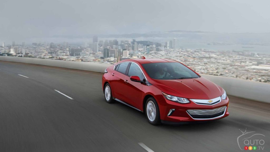 A Faster Charging System for the Volt in 2019