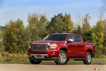 2018 GMC Canyon Diesel Review | Car Reviews | Auto123