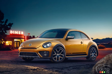 The Volkswagen Beetle Could Re-Emerge, as an Electric
