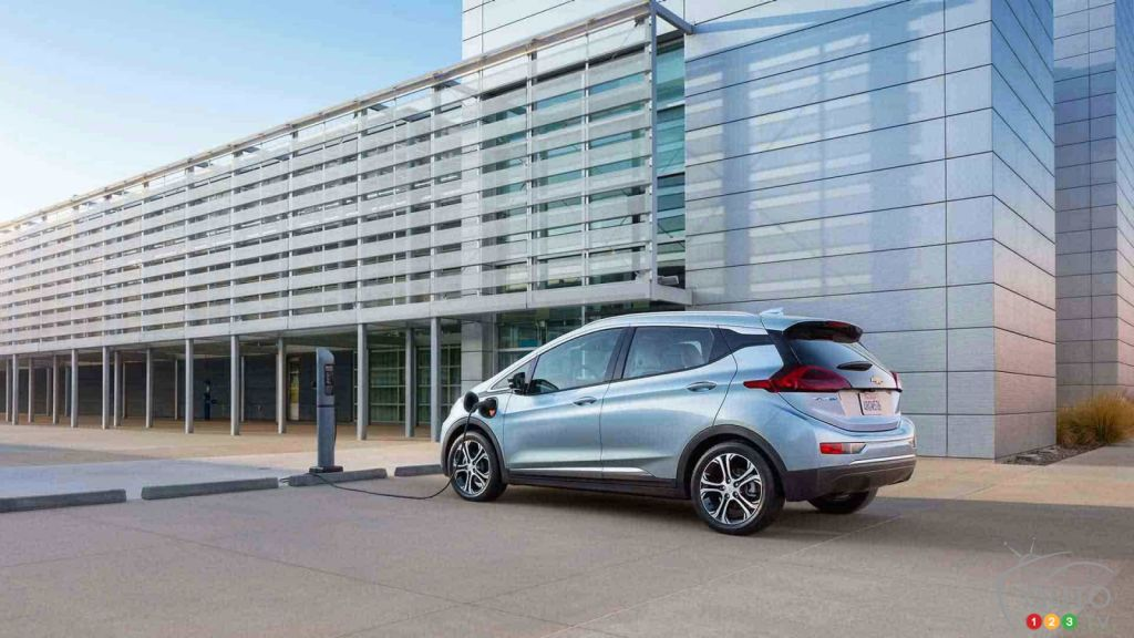 Chevy Will Increase Bolt Production By 20%