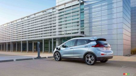 Production de la Bolt : Chevrolet va augmenter la cadence de 20 %