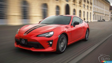 A TRD Version of the Toyota 86 for 2019